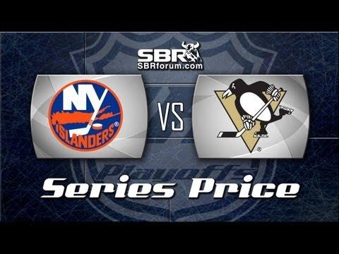 Islanders vs Penguins Playoffs Round 1 Series Preview - 2013 NHL Picks - Hockey Betting