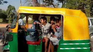 AUTO wale Bhaiya zara MODI chilla do | See what these KIDS were Shouting!!!