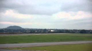 Operação no aeroporto de goiania SBGO gyn