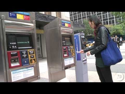 How to Ride the M15 Select Bus Service - YouTube