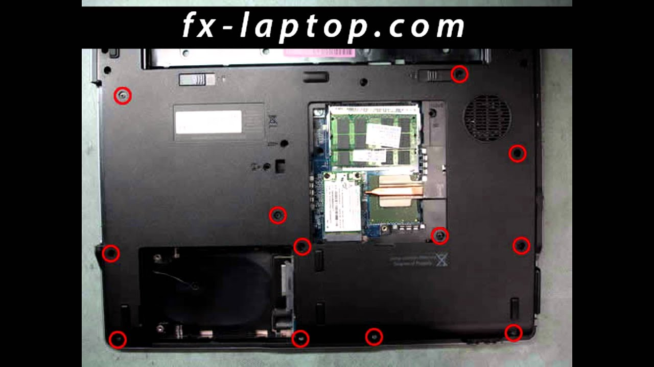 disassembly hp 530 replacement clean take apart keyboard rh youtube com