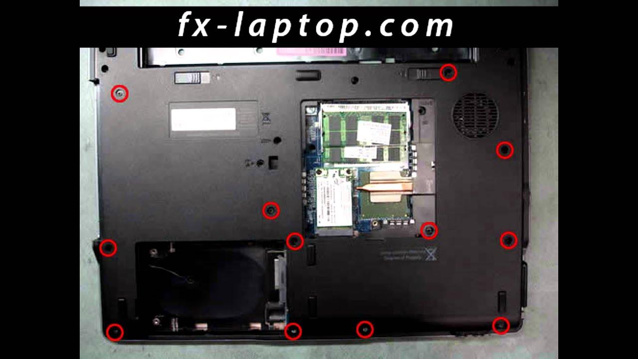 Laptop Fan: How To Clean Hp Laptop Fan