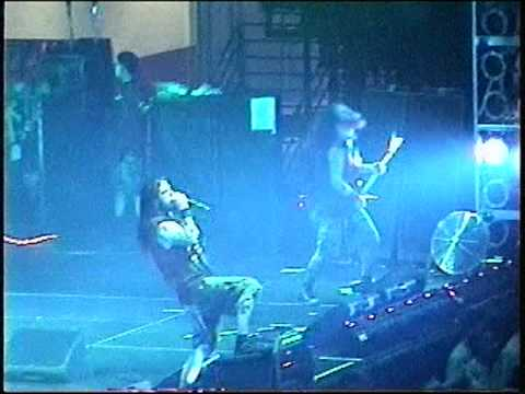PANTERA - GODDAMN ELECTRIC w/Kerry King LIVE IN West Virginia 2001