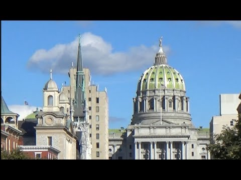 Harrisburg Pennsylvania's Capital Historical Tour