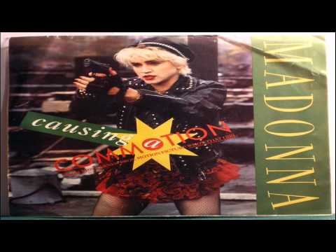 Madonna Causing A Commotion DirtyHands Epic Mix