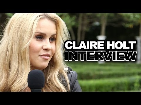 Claire Holt Dishes On Rebekah & Marcel's History, Love Life & More On