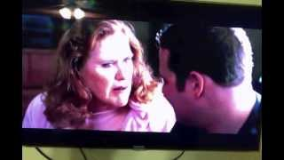 observe and report drunk mom scene