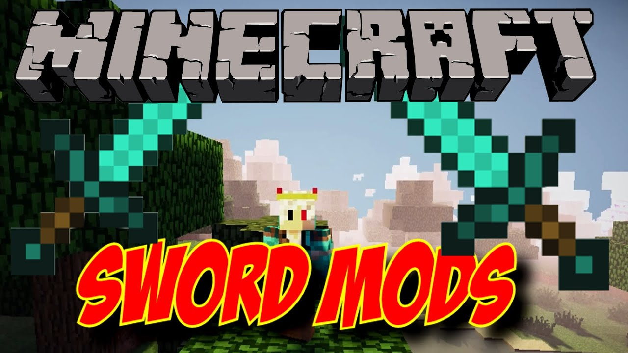 Top 5 SWORD Mods in Minecraft