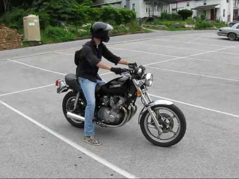 1980 suzuki gs550 amazing vintage motorcycle not quite cafe