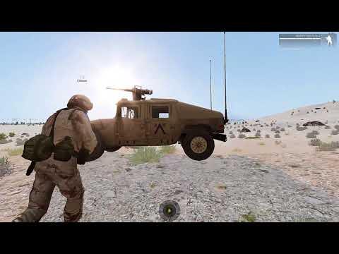 Operation Desert Storm: Battle of Wadi Al-Batin