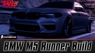 Need For Speed Payback: Open Skies | Runner Missions | BMW M5 Runner Build (Hard) [Episode #15]