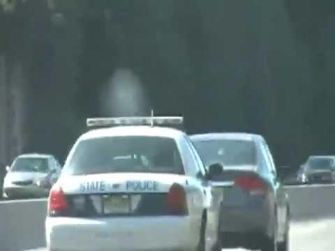 Cop trolls slowpoke driver in the fast...