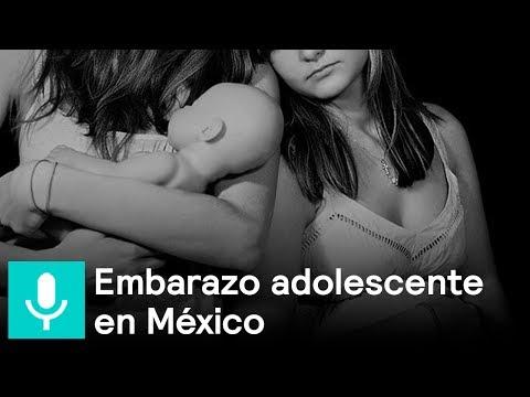 Embarazo adolescente: Riesgos y cifras en México - Al Aire con Paola