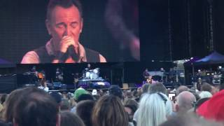Bruce Springsteen Christchurch New Zealand 2017