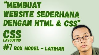 CSS Layouting - #7 Box Model : Membuat Website Sederhana Mp3