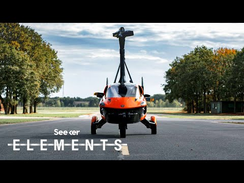 The World's First Commercially Available Flying Car Is Here And It's Legal