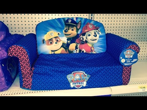 Paw Patrol 2-in-1 Couch