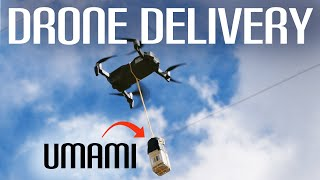 social Distance Spice Runner - Trader Joe's Drone Delivery!