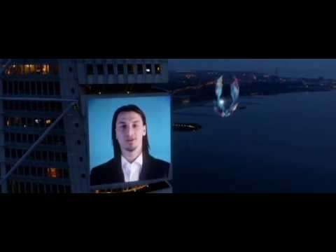 Zlatan Ibrahimovic Eurovision Song Contest 2013
