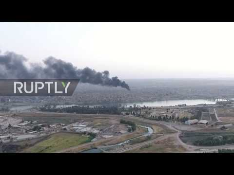 Iraq: 'The days of IS are numbered' - Iraqi Army scores further gains in Mosul