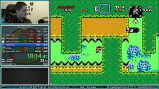 Kaizo Mario World 3 Speedrun 1:29:41 *World Record*