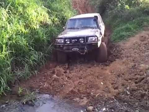 Nissan Patrol TB45 Panama 4x4