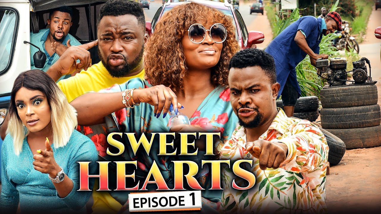 Download SWEET HEARTS EPISODE 1 (New Movie) Chizzy A/Omalicha/Darlington 2021 Latest Nigerian Nollywood Movie