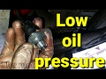 2007 impala p0522 (oil pressure low stop engine)