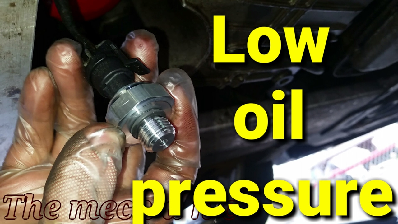 2007 impala p0522 (oil pressure low stop engine)  YouTube
