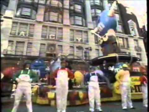 Macy's Thanksgiving Day Parade 1997 (full)
