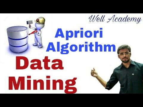 Data Mining Lecture - - Finding frequent item sets | Apriori Algorithm | Solved Example (Eng-Hindi)