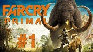 Far Cry Primal Gameplay #1 - Let