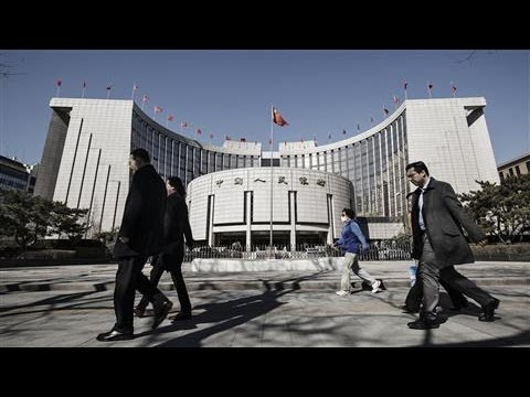 China's Trillion-Dollar Bet on the Yuan