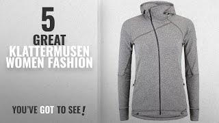 Klattermusen Women Fashion [2018 Best Sellers]: Klattermusen Njorun Sweater - Women