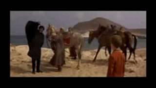 El viento y el leon - Rodada en Almería