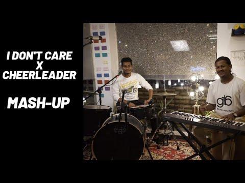 Ed Sheeran & Justin Bieber - I Don't Care X Omi - Cheerleader (Mash-up)