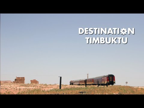 "Chris Tarrant: Extreme Railway Journeys ""Destination Timbuktu"""