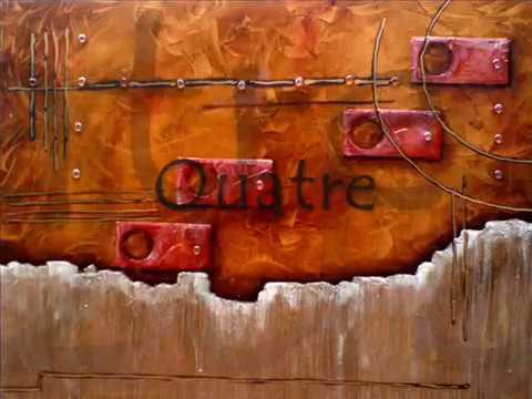 Cuadros abstractos de jes s saldivar tallart youtube for Cuadros abstractos con marco