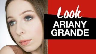 "Krok po kroku Look Ariany Grande z teledysk do piosenki ""Piękna i Bestia"""