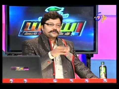 Wow Game Show - Ruthika, Kasturi, Divyavani, Aamani - Part 6