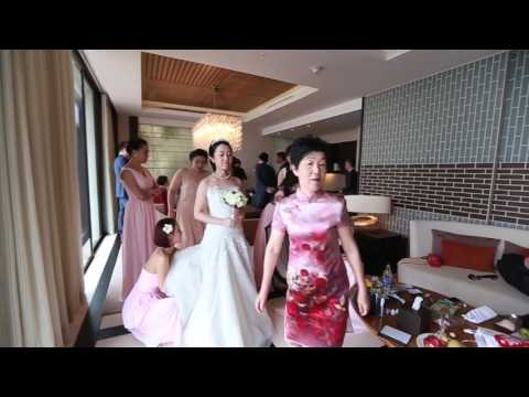Cynthia & Ron Wedding at Conrad Koh Samui...