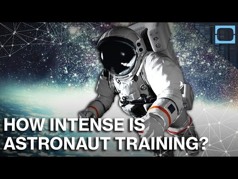 Could You Handle Being An Astronaut?