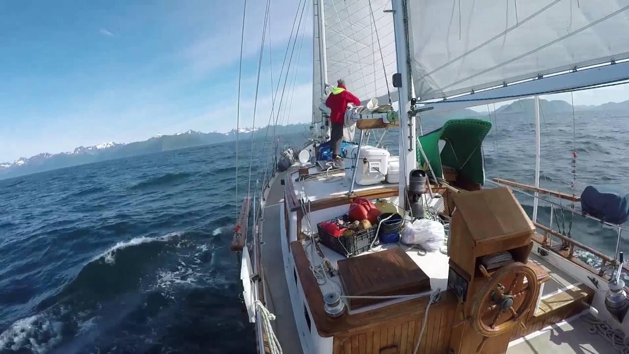 On sailboat Nude Photos 78
