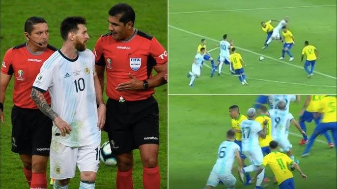 Thêm một người trong cuộc lên tiếng đáp trả cáo buộc của Messi