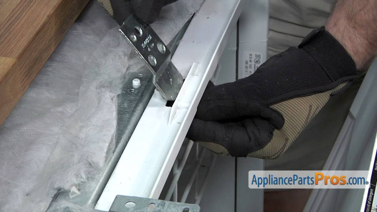 Dishwasher Door Strike Part 154662601 How To Replace