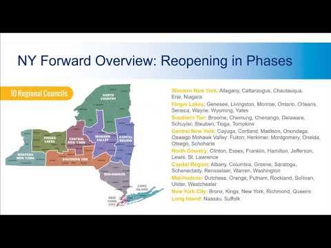 New York Forward Return-to- Work Guidance For New York's Renewable Energy Workforce