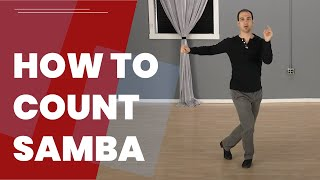 How To Count Samba (For Beginners) - Samba Rhythm Explained