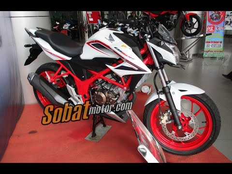 All New Honda CB150R StreetFire Special Edition Putih