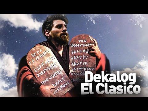 10 PRZYKAZAŃ po El Clasico!