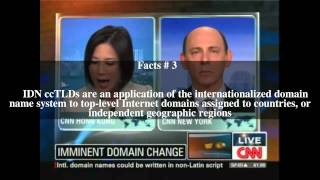 Internationalized country code top-level domain Top # 6 Facts